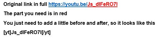 YouTube Howto